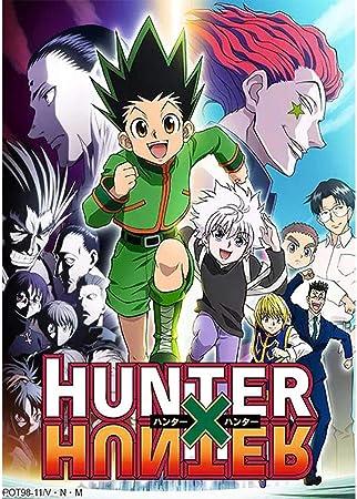 upain - Poster de manga «Hunter x Hunter» pour décoration murale et  d'intérieur, 42 x 29 cm: Amazon.fr: Cuisine & Maison