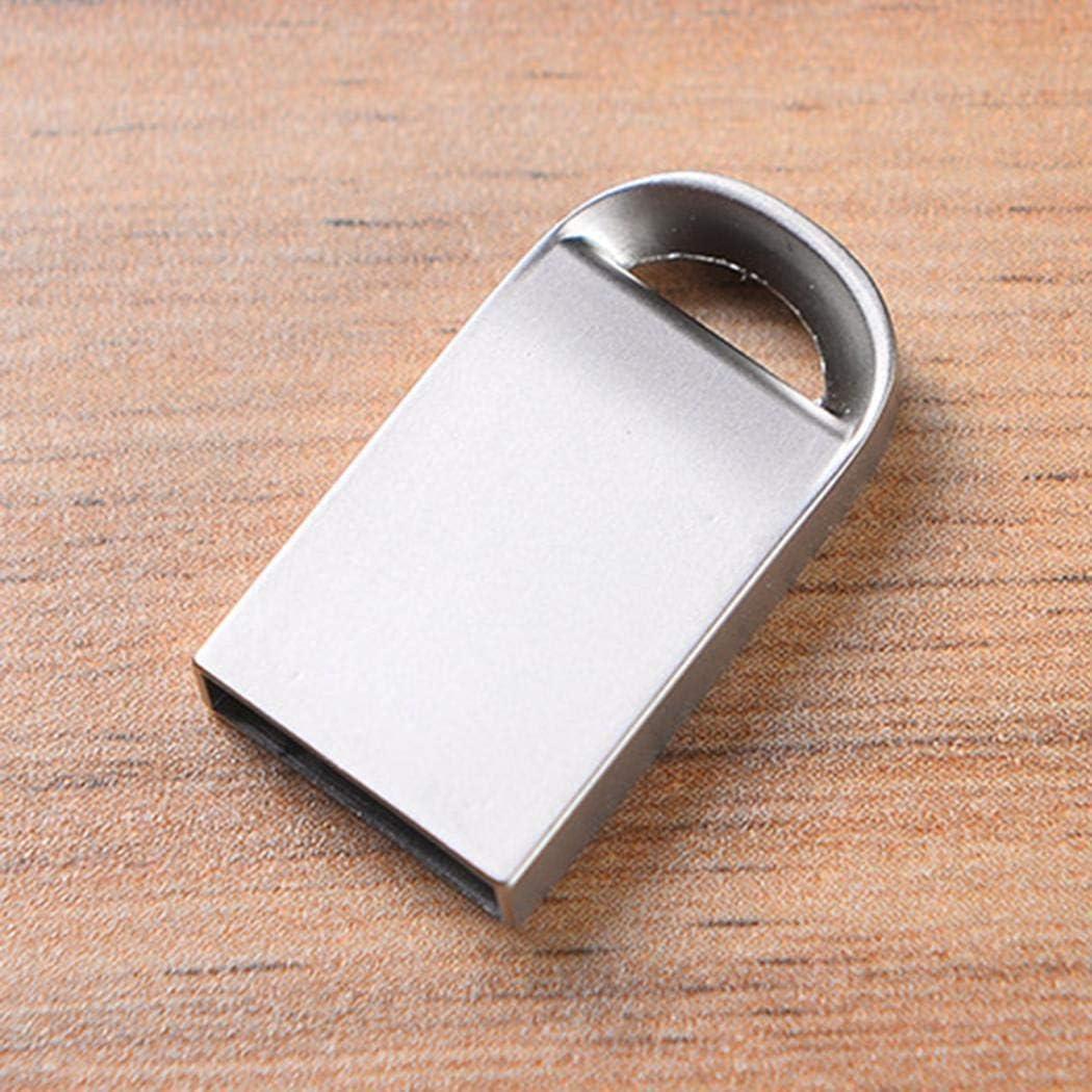 Idomeo Portable Mini Metal 16G 32G Waterproof Shockproof USB Flash Drives