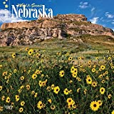 Nebraska, Wild & Scenic 2017 Square (Multilingual Edition)