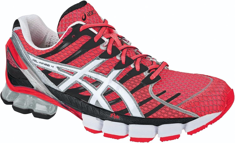 Zapatilla para correr, para mujer - ASICS - GEL-KINSEI 4 - 7.5: Amazon.es: Zapatos y complementos