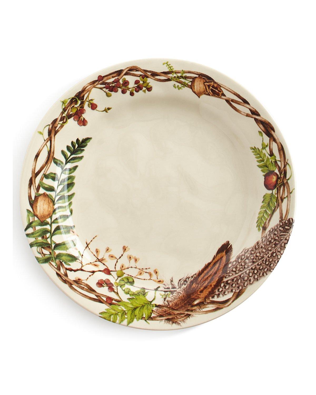 sc 1 st  Amazon.com & Amazon.com | Juliska Forest Walk Dinner Plate by Juliska: Dinner Plates
