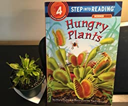 Amazon Com Hungry Plants Step Into Reading Step 4