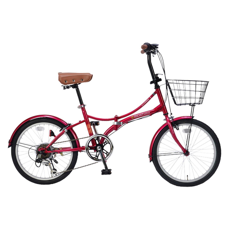 マイパラス 折畳自転車 20型 SC-08プラス