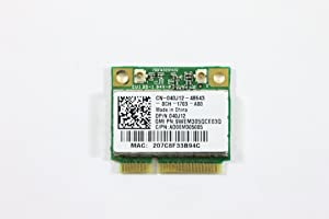 Dell Mini PCI Express Half Height 40J12 WLAN WiFi 802.11g Wireless Card Vostro 1014