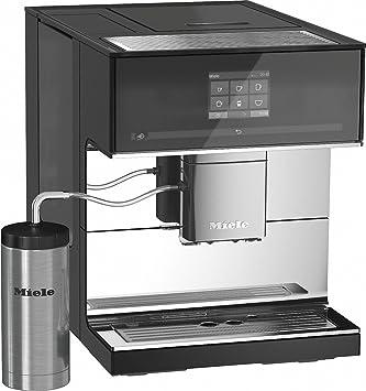 Miele 10262120 Máquina automática de bebidas calientes CM7500 D BRWS negro obsidiana: Miele: Amazon.es: Hogar