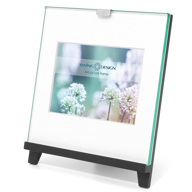 Swing Design Frame Easel Black 4x6