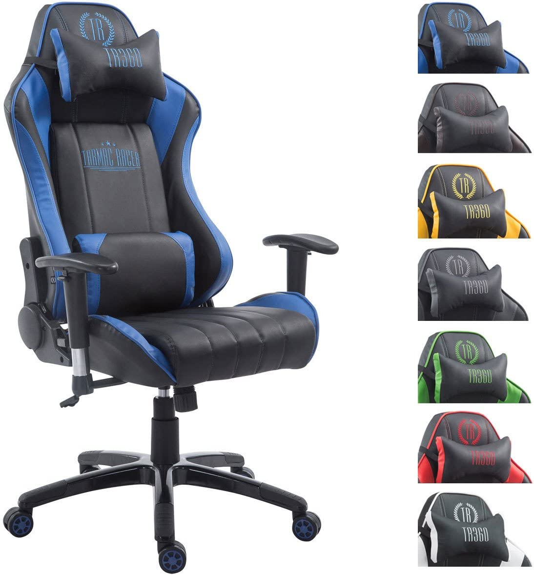 Silla Gamer Shift XL En Piel Sintética I Silla Gaming Ajustable I ...