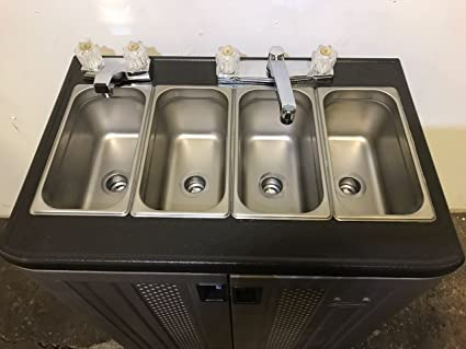 Portable-Food-Truck-Trailer-Concession-Sink-Hand-Wash-3-Compartment ...