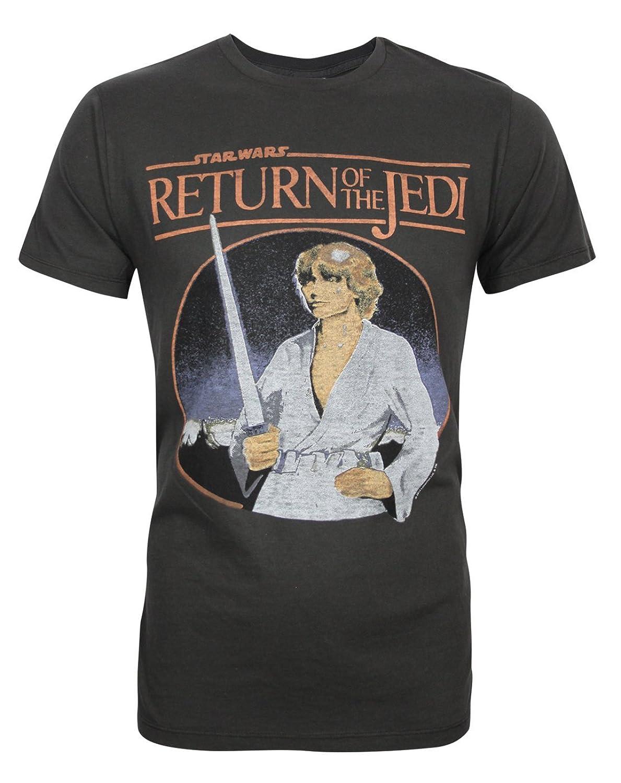Junk Food Star Wars Return Of The Jedi Men's T-Shirt