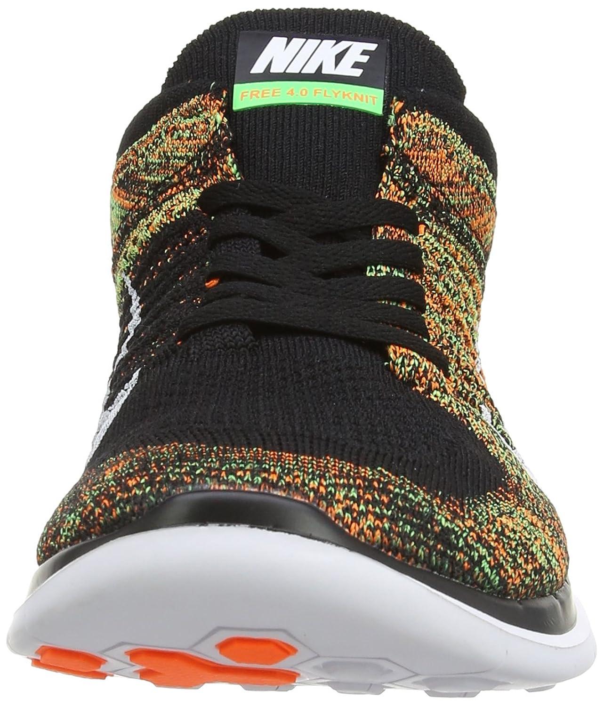 Libres Flyknit 4.0 Zapatos Corrientes De Los Hombres De Nike En Blanco Y Negro De Arte Clip De c5X1EMaSvY