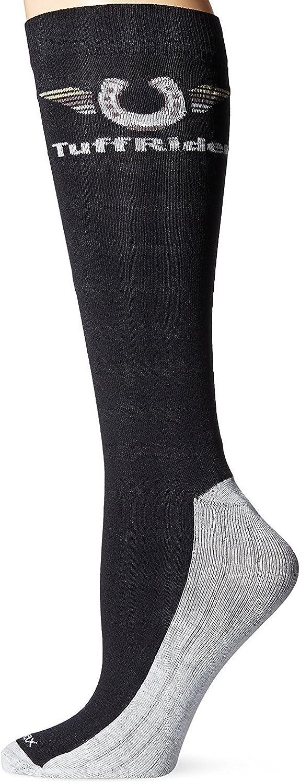 3 Pack TuffRider Ladies Coolmax Knee Hi Boot Socks