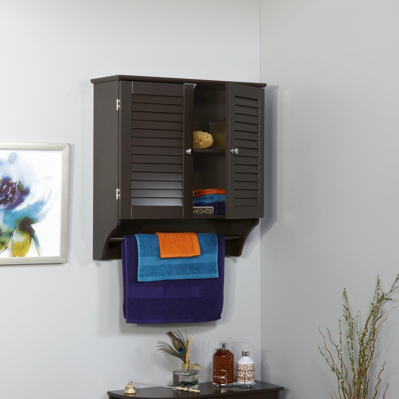 Amazon.com: RiverRidge Home Products Ellsworth Collection - 2-Door ...