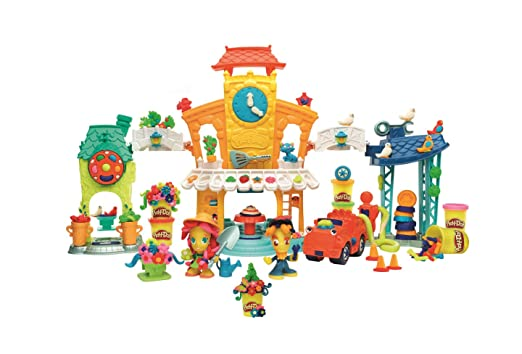 123 opinioni per Play-Doh- Gioco Creazione Town il Centro Città