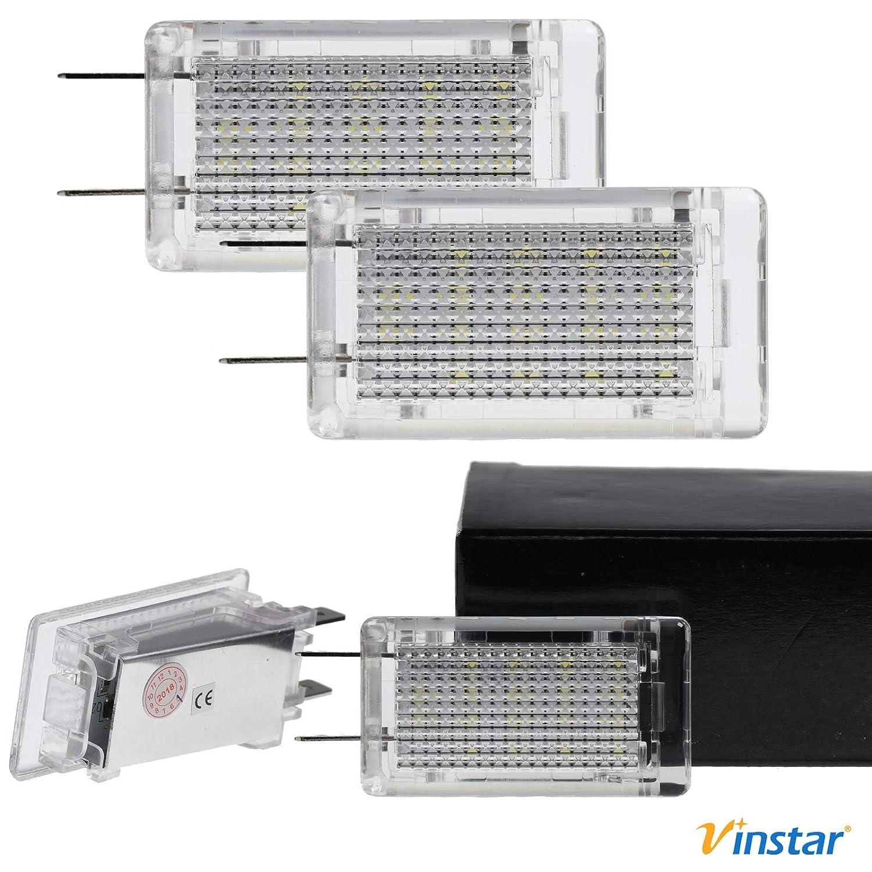 VINSTAR /Éclairage de Coffre LED pour Porsche 911 964 993 996 997 Cayman 987 Boxster