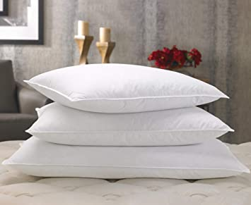 Custom Made In Our Shop! King Down//Feather Pillow