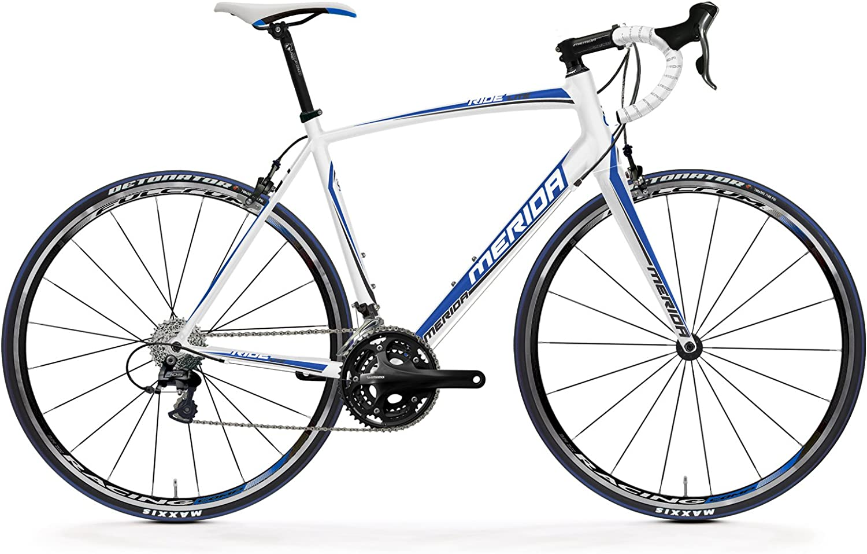 Merida Ride Lite 94-30 - Bicicleta de carretera (2012), color blanco Talla:55 cm: Amazon.es: Deportes y aire libre
