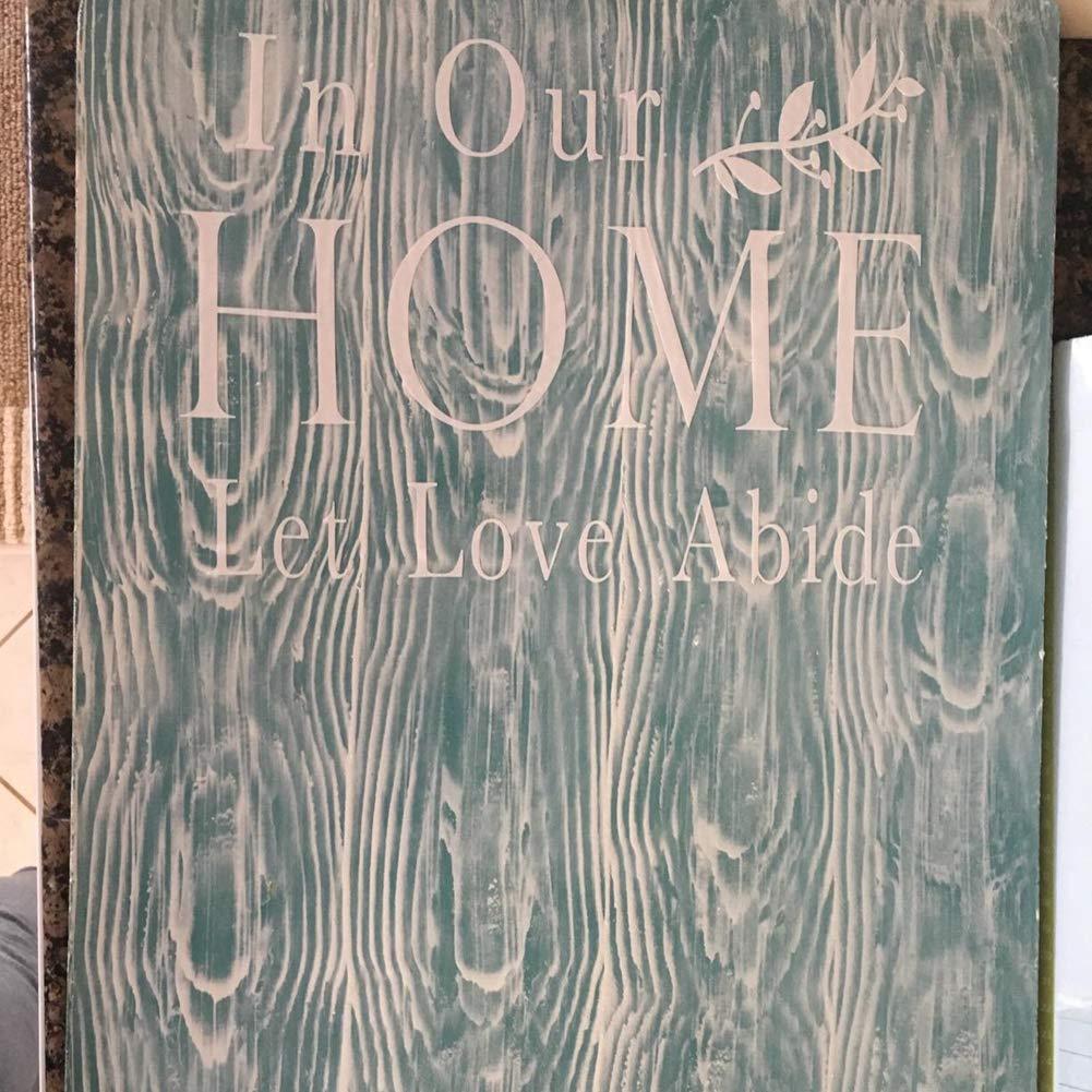 Yinrunx 2PCS Wood Grain Pattern Rubber DIY Graining Painting Tool For Wall Decoration