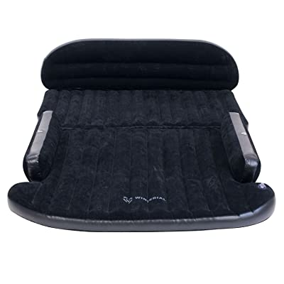 Winterial SUV Heavy-duty Backseat Car Inflatable Travel Mattress for Camping / Perfect For Your Minivan or SUV / FULL / Car Camping