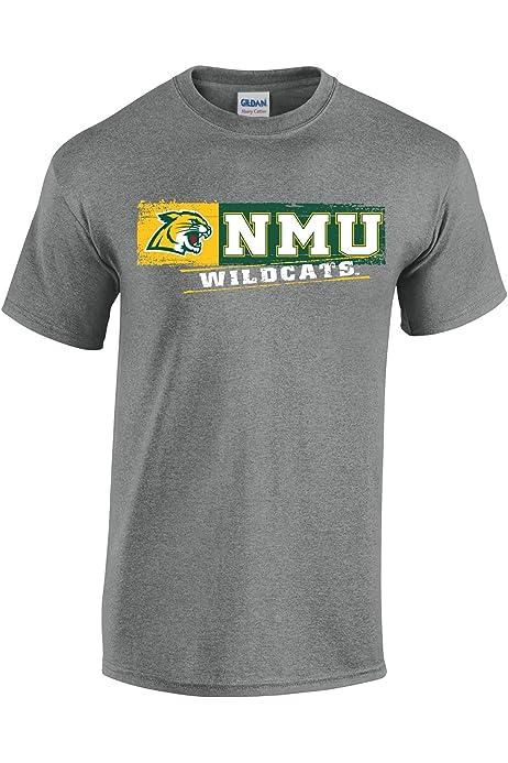 NCAA Northern Michigan Wildcats T-Shirt V3