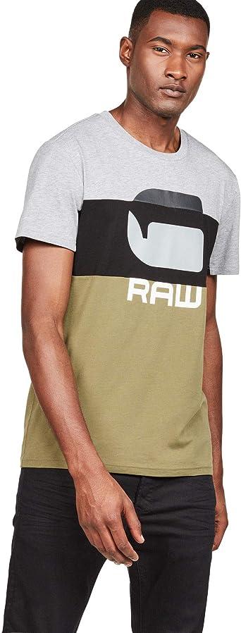 G-STAR RAW Graphic 41 T-Shirt Camiseta para Hombre: Amazon.es: Ropa y accesorios