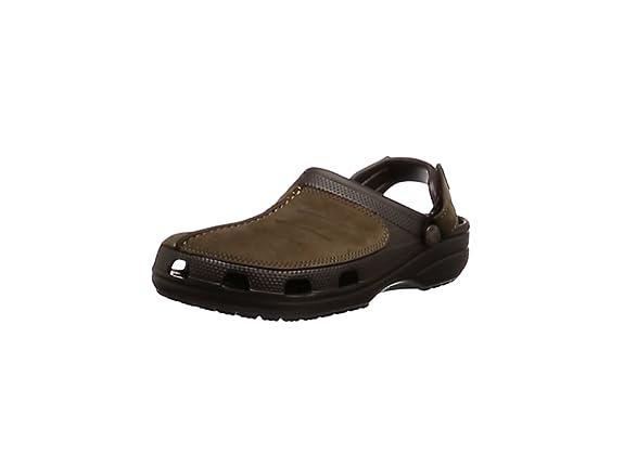 Crocs Yukon Mesa M Zuecos Hombre
