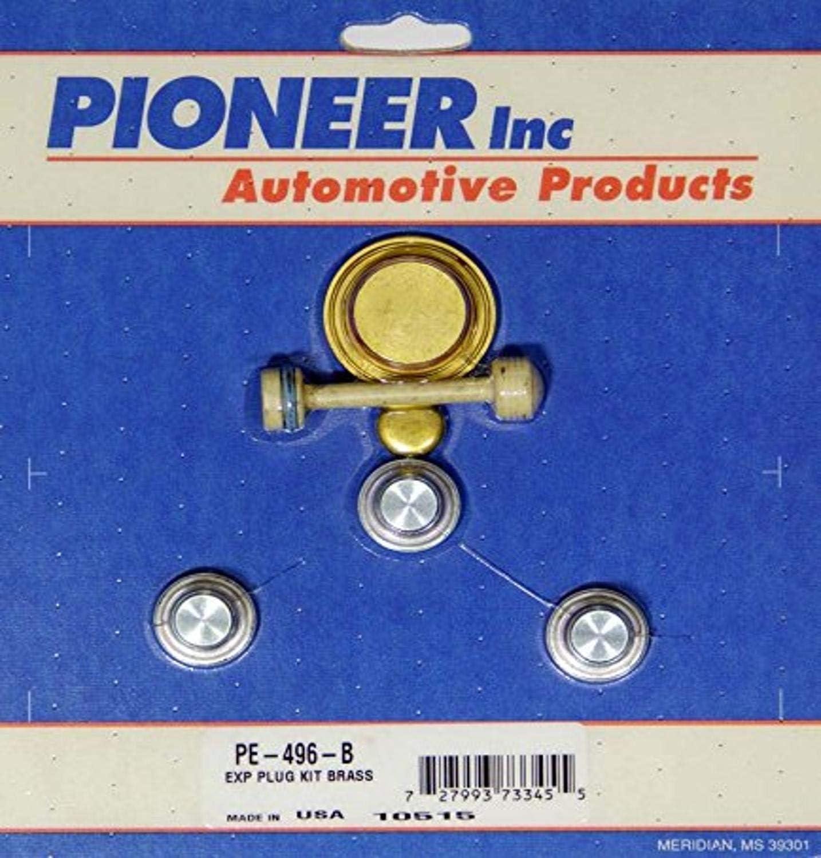 Pioneer 350 Olds Freeze Plug Kit