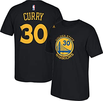 Adidas Stephen Curry Golden State Warriors # 30 de la NBA Juventud HD Juego Tiempo Camiseta