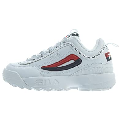 6ca9e4fee320 Fila Women s Disruptor II Premium Repeat Sneakers