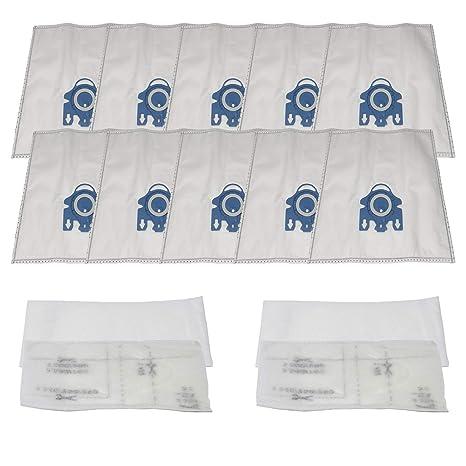 Amazon.com: Miele zvac GN bolsas de aspiradora (10 bolsas) + ...