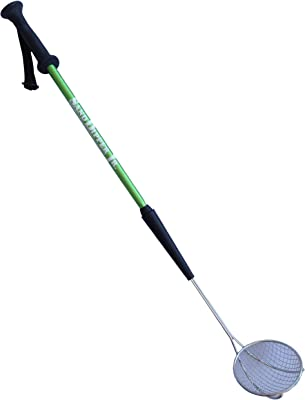 Sand Dipper Jr - Long Handle Back Saver Hygienic Cat Litter Scoop