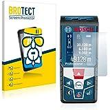 BROTECT Protector Pantalla Cristal para Bosch GLM 50 C Professional - Cristal Vidrio 9H, AirGlass