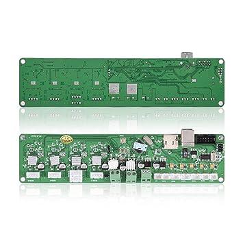 3D Printer Mainboard, PCB Circuit Module Board: Amazon co uk