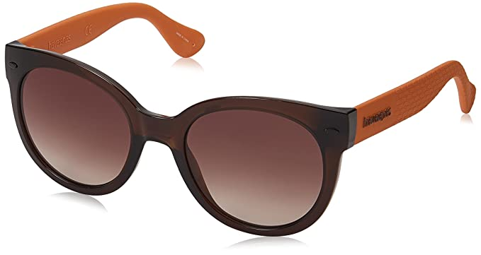 Havaianas NGOLDNHA/M J6 22D 52, Gafas de Sol para Mujer, Marrón Ochre/Brown: Amazon.es: Ropa y accesorios