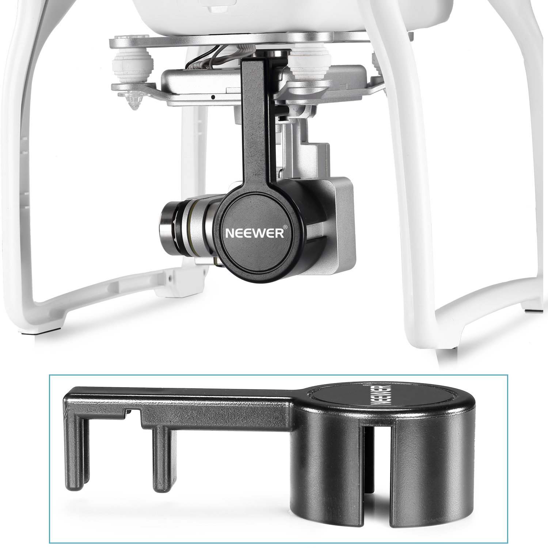 Flower-type Rose Petal Lens Hood Made of Premium ABS Plastic-Black Neewer/® for DJI Phantom 3 Standard Professional and Advanced Protective Camera Lens Cap Protector Cover
