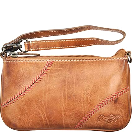 be46f8f2b696 Rawlings Baseball Stitch Wristlet