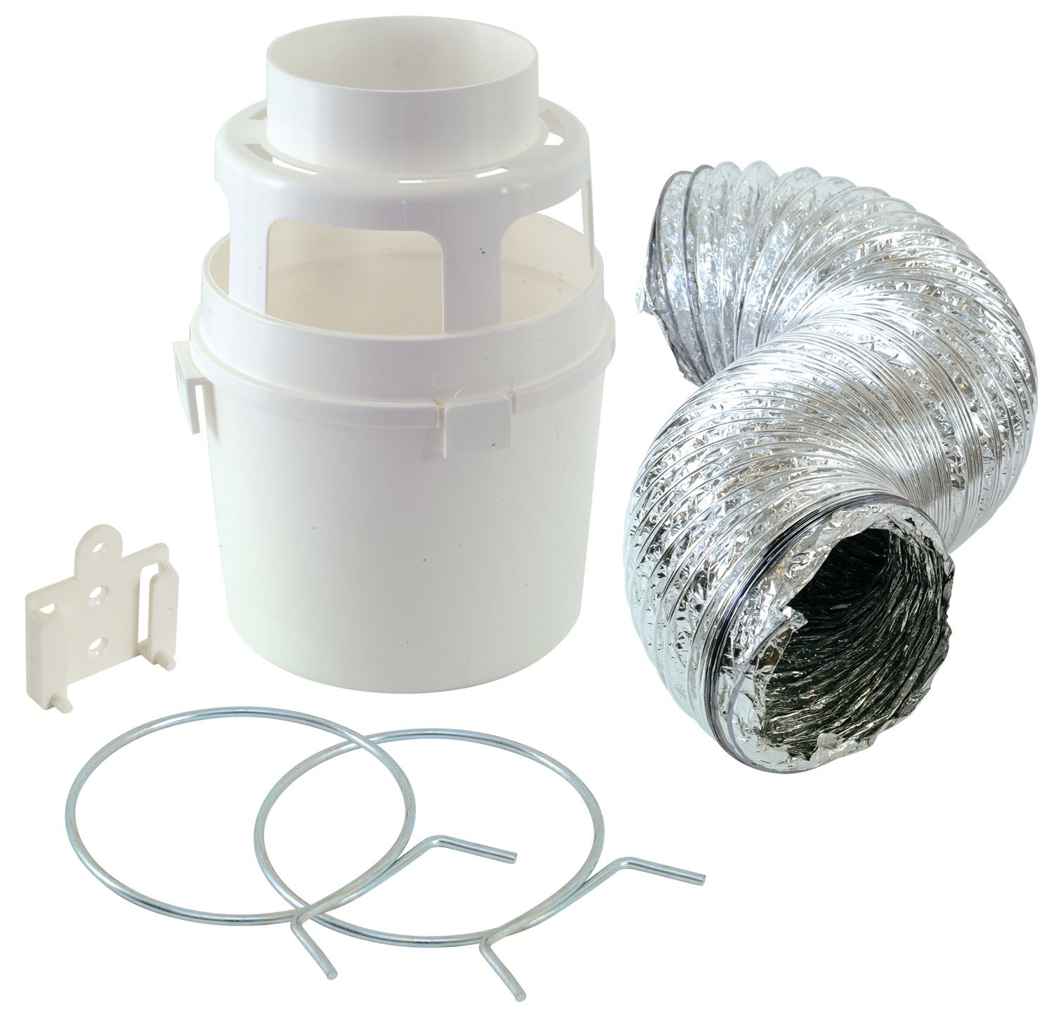 Amazon.com: Lambro 60640 Indoor Dryer Vent Kit: Appliances