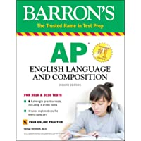 AP English Language and Composition: With Online Tests