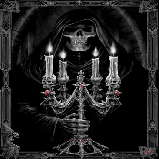 Grim Reaper 3D Live Wallpaper -