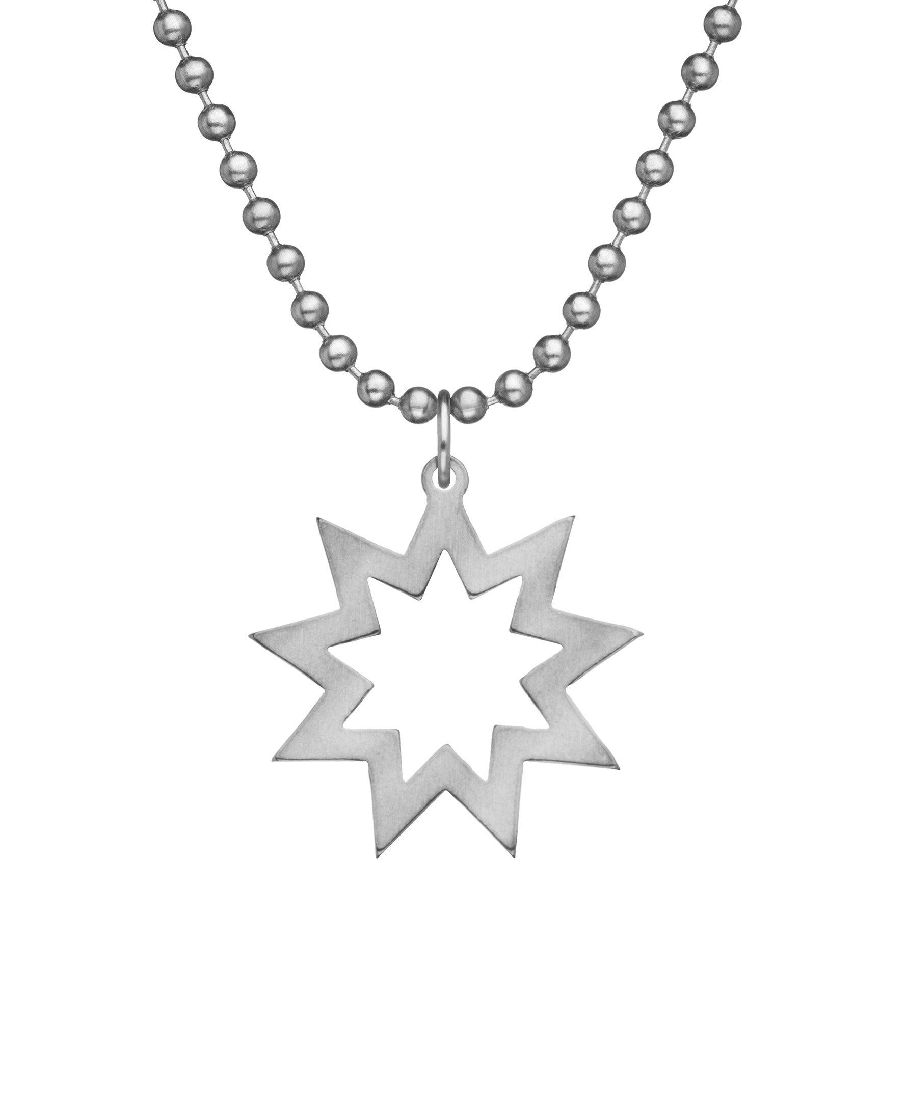 Baha'i Necklace by G.I. Jewelry (Image #1)
