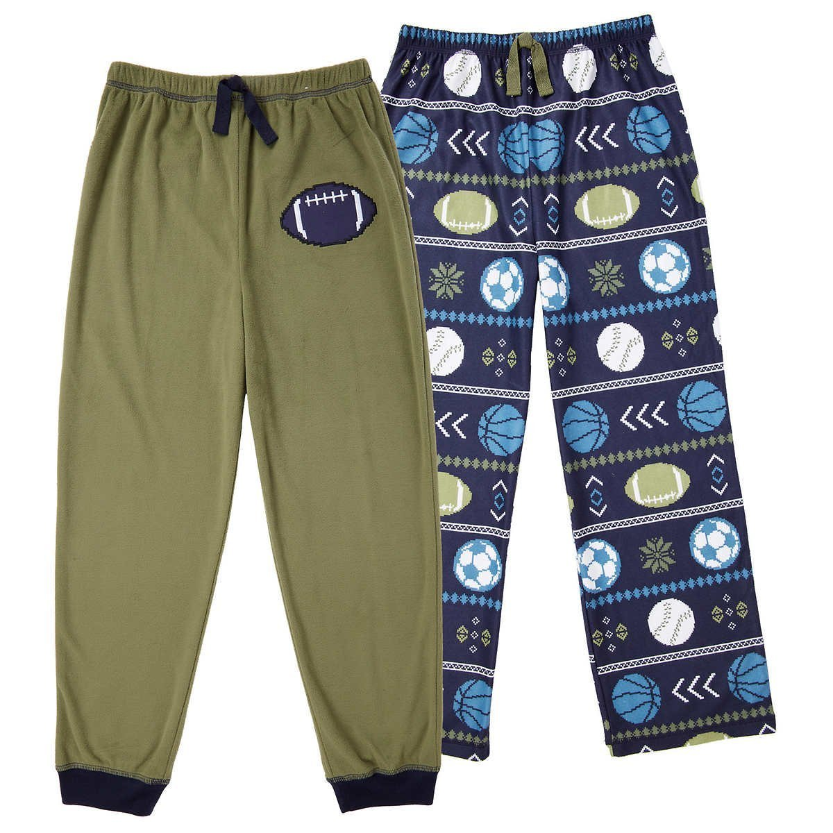 St. Eve Saint Eve Boys' Sleep Pant 2-Pack