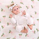 LHI Newborn Baby Swaddle Baby swaddle Blanket and