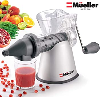 Mueller Austria Elite Wheatgrass Juicer