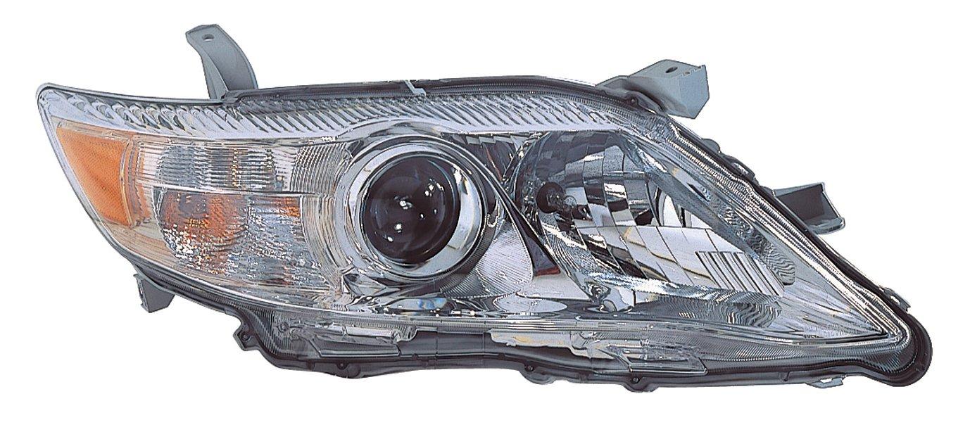 Depo 312-11B5R-UCN1 Toyota Camry Passenger Side Headlamp Lens Housing