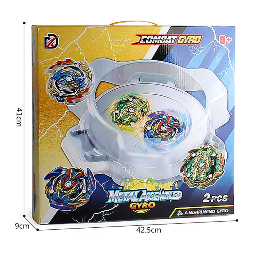 XD168-24A AMA-StarUK36 Beyblade Burst Set Series GT Wrestling Masters Fusion Spinning Top y Plastic Launcher XD168-24 Juguetes y Regalos Interesante para los ni/ños
