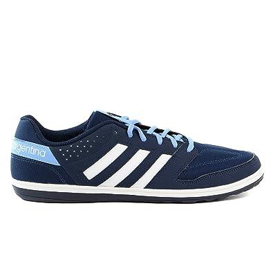 c0184f2b5a8a adidas Freefootball JANEIRINHA Argentina Soccer Shoes - Collegiate  Navy White - Mens - 8