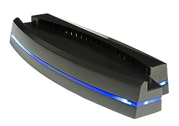 Logic3 PS3 Slim Cooling Fan & Vertical Stand Carcasa del Ordenador Ventilador - Ventilador de PC (Carcasa del Ordenador, Ventilador, PlayStation3, ...