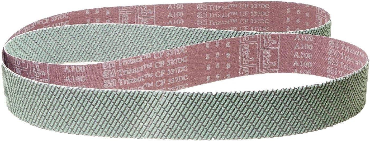 grano a elegir Trizact 337DC CF 50 x 2000 mm 1 unidad 3M Trizact 337DC CF Banda de lija para cuchillos