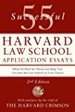 55 Successful Harvard Law School Application