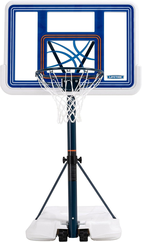 3. Lifetime 90742 Review – Best Lifetime Portable Pool Basketball hoop