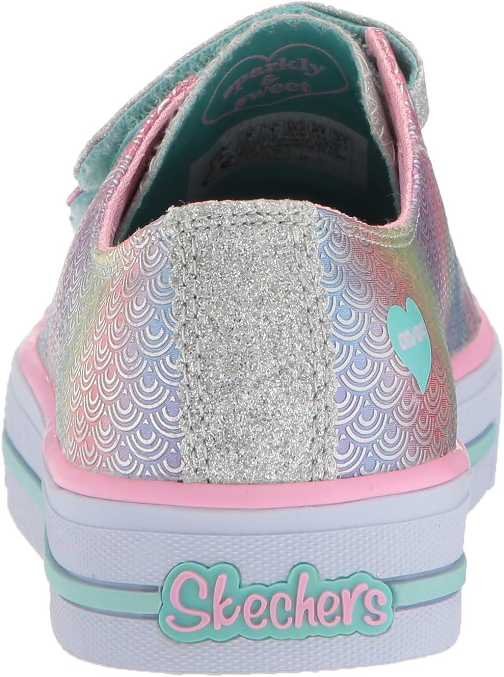 Skechers Shuffles Ms. Mermaid, Baskets Fille